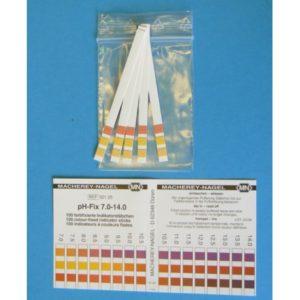 5 Bandelettes de Ph pour l'Acidité de l'eau - Entre2-eaux