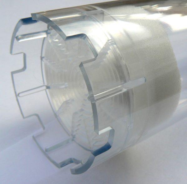 container vide 10 pouces