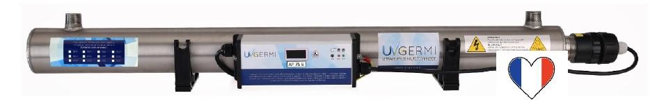 Lampe UV Germi AP75E - Entre2-eaux