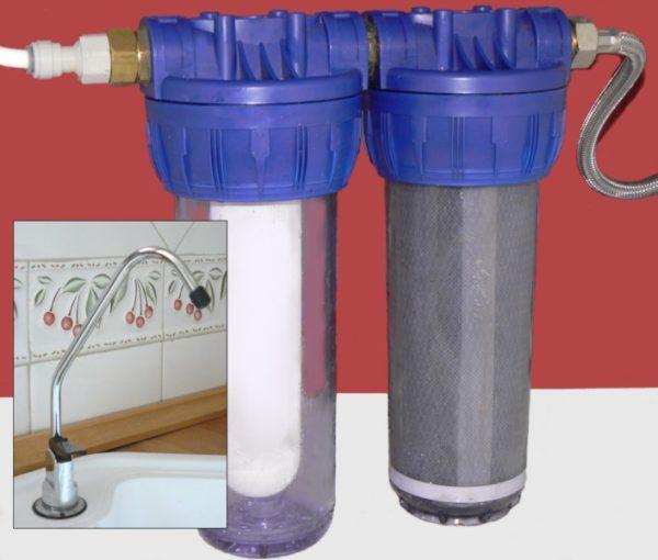 Kit micro filtration de l'eau - Entre2-eaux