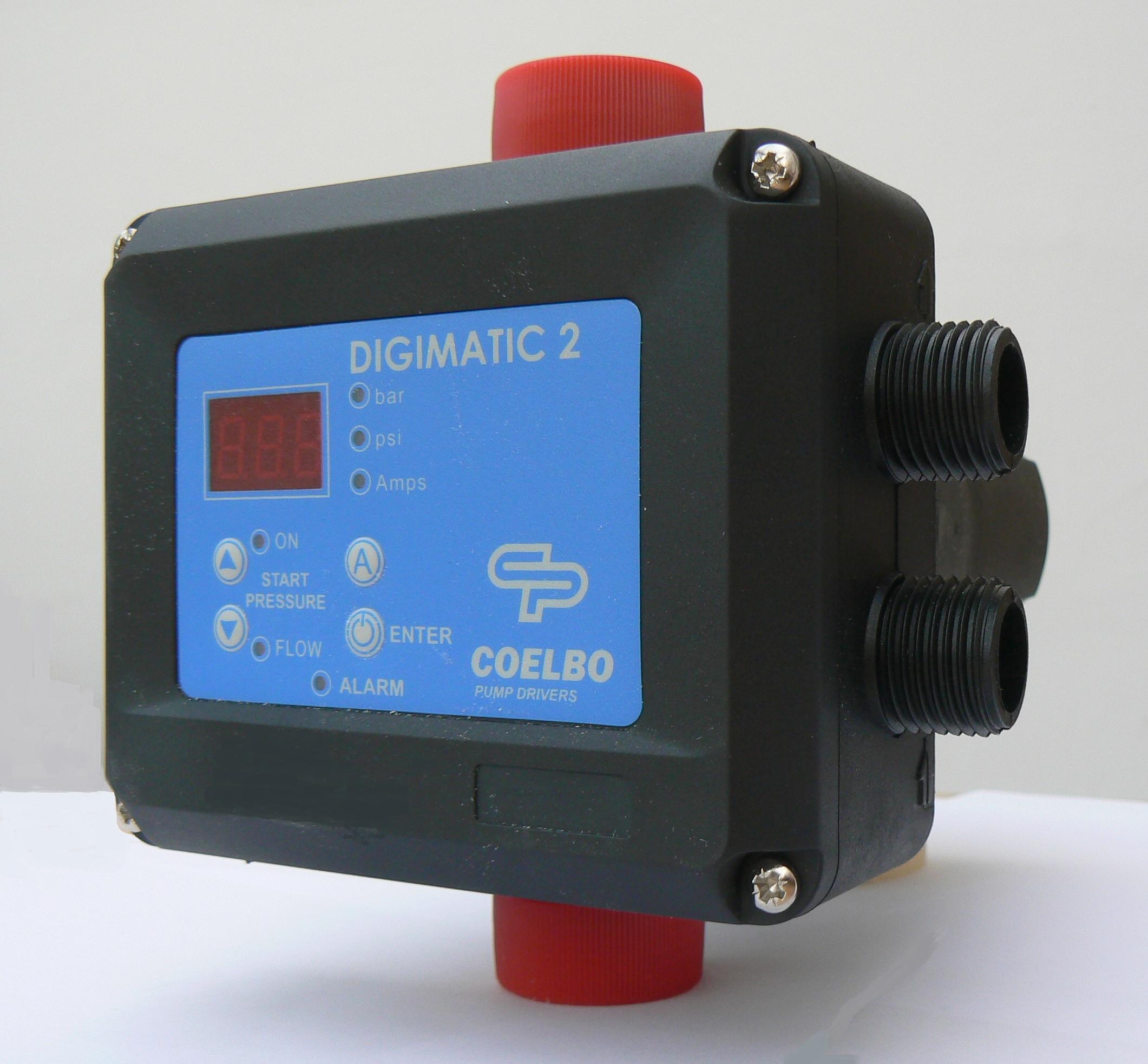 Dispositif de commande Automatique de pompe Digimatic - Entre2-eaux